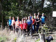 Herbstwanderung der Familiengruppe zu den Bielsteinhöhlen