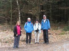 9. Frühjahrs-Erlebnis-Volkswandertag 2019 im Hochsolling